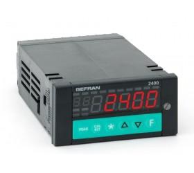 Rychlý zobrazovač procesů, alarm mezních hodnot Gefran 2400