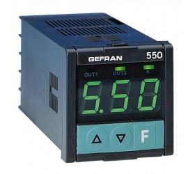 Časovač, čitač konfigurovatelný Gefran 550