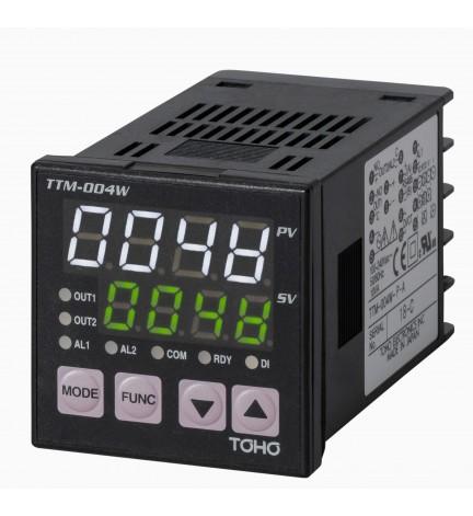 Digitální regulátor teploty TOHO TTM-004W-P-A